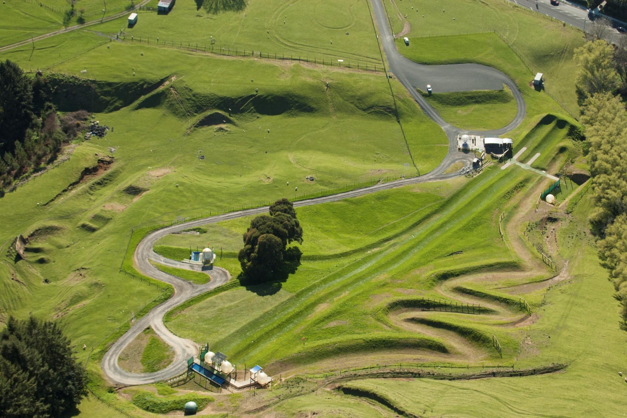 OGO Rotorua, NZ