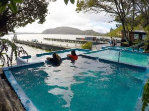 Manupirua Hot Springs
